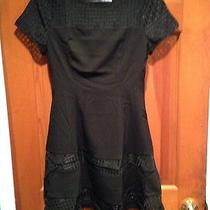 Square Me the Details Lulu's Black Dress Brand New Size S Photo