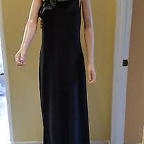 St. John Black Formal Dress Size 16 Photo