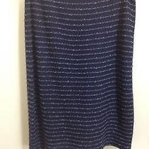 St. John Collection Blue Skirt Photo