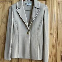 St. John Collection Knit Blazer Jacket  Photo