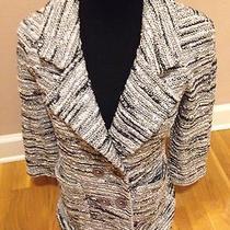 St John Designer Sweater Size 2 Photo