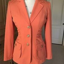 St John Pant Suit Jacket Size P Photo