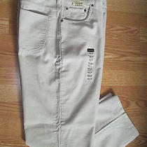 St. John's Bay Corduroy Jean W36 L30 Nwt Easy Fit Relaxed Seat and Thigh Photo