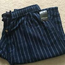 St. Johns Bay L Striped Mens Pajama Bottoms New Photo