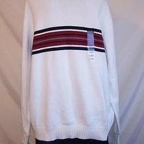 St John's Bay Mens Size Xl Sweater  Long Sleeves Cotton New Photo