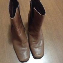 St. John's Bay Woman Leather Boots Photo