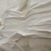 st.john White Cotton Top  Photo