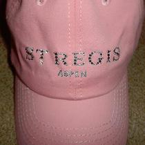 st.regis Aspen  Artwork by Sportlights With Swarovski Crystal  Cap/hat One Size Photo