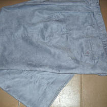 Stacy Adams Light Blue Double Pleated Slacks 48 X 32.5 Photo