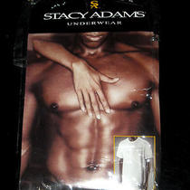 Stacy Adams Men's Crew Neck T Shirt New Black Photo