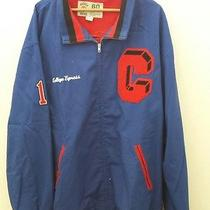 Stall & Dean Vintage Style Varsity College Express Jacket (5xl) (No Issues Euc) Photo