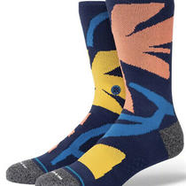 Stance X Cody Hudson Socks 'Archives' - Size L - Crew - New With Tags Photo