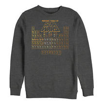 Star Wars Men's Fade Periodic Table of Elements  Sweatshirt Photo