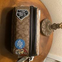 Star Wars X Coach Westway Belt Bag in Signature Canvas With Paches Photo