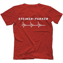 Steiner Parker T-Shirt 100% Cotton  Analog Synthesizer Filter Minicon Synthacon Photo