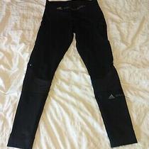 Stella Mccartney Adidas Black Leggings Size Xs Photo