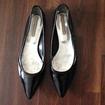 Stella Mccartney  Black Flats - Size 39.5 (Us 9) Made in Italy Photo