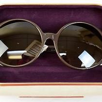 Stella Mccartney Brown Authentic Made in Italy Gradient Round Sunglasses 225 Photo