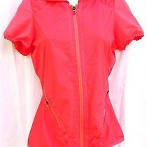 Stella Mccartney for Adidas Hoodie Run Performance Jacket Biking Excercise Top Photo