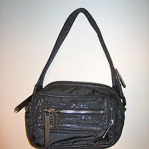 Stella Mccartney for Lesportsac Gray Handbag Camera Bag Photo