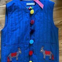 Stella Mccartney Kids Girls Vest Size 9-12yo New 110 Photo