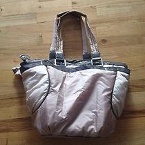 Stella Mccartney Le Sportsac Tote / Diaper Bag - Blush Photo