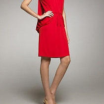 Stella Mccartney Red Dress 40 4 S 1200 Photo
