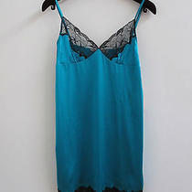 Stella Mccartney Selma Dancing Silk Chemise Slip Nightie Uk Small Photo