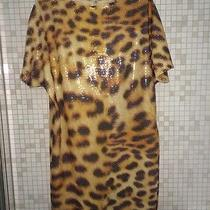 Stella Mccartney Sequined Leopard Dress Photo
