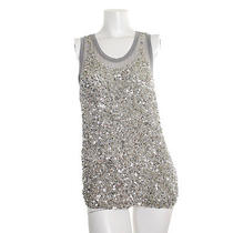 Stella Mccartney Sequined Tank Top Photo