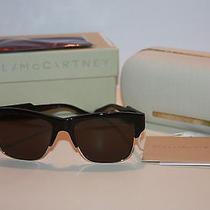 Stella Mccartney Sm-4044 Black/ Black Sunglasses  Photo