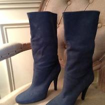 Stella Mccartney Suede Boots Photo