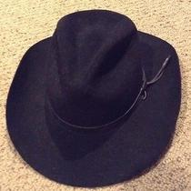 Stetson Pony Express Cowboy Hat/black/size 7 1/8 Photo