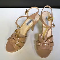 Steve Madden 8m Daarling Strappy Platform Heel Sandal in Blush - Nordstrom Photo