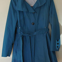 Steve Madden Aqua Coat - Size 2x or 18/20 Photo