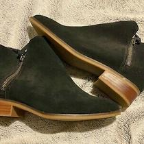 Steve Madden Arper Bootie - Womens 9 - Leather Upper - Black Photo