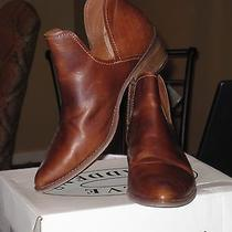 Steve Madden Austin Booties Cognac Size 10m Photo