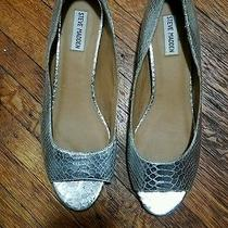Steve Madden Benzz Low Wedge Shoes Size 11 Photo
