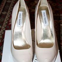 Steve Madden Bianccca Blush Pat Pumps Size 9 Photo
