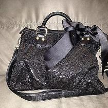 Steve Madden Black Sequin Bag 99 Like Coach Poppy Sequin Photo