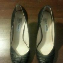 Steve Madden Black Shoes Caddy Style Name Size 5.5 M Photo