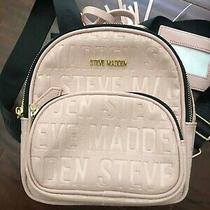 Steve Madden Blush Backpack Photo
