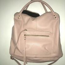 Steve Madden Blush Faux Leather - Tote Crossbody Purse Bag Photo