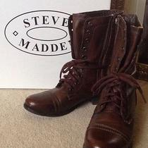 Steve Madden Boots 8 Like New Photo