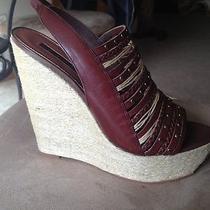 Steve Madden Breannaa Wedge Platform Heels Sandals New Spring Photo