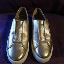 Steve Madden Breeze Rose Gold All Man Made Slip on Fashion Sneakers Sz 8m Photo