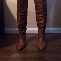 Steve Madden Brown Boots Photo