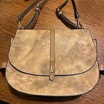 Steve Madden Brown Crossbody Photo