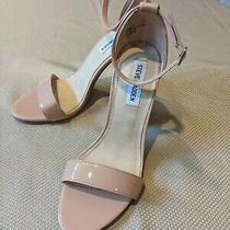 Steve Madden Carrson Block Heeled Sandal Women's Size 9m Blush Photo