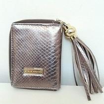Steve Madden  Cell Phone Case  Wallet Gray  Photo